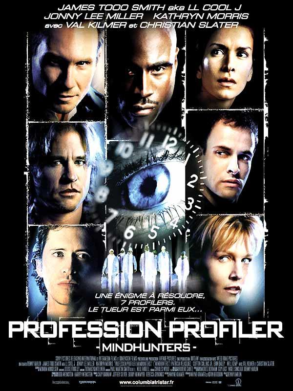 Affiche du film profession Profiler
