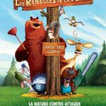 Film d'animation  «Les rebelles de la forêt»