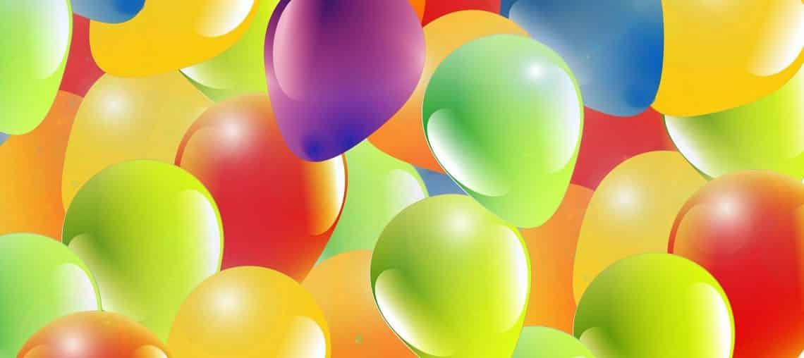 faire une d coration avec des ballons anniversaire f te etc. Black Bedroom Furniture Sets. Home Design Ideas