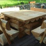 Les rondins de bois : l'objet tendance du moment