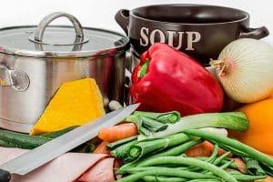 aliments pour regime d'epargne digestive