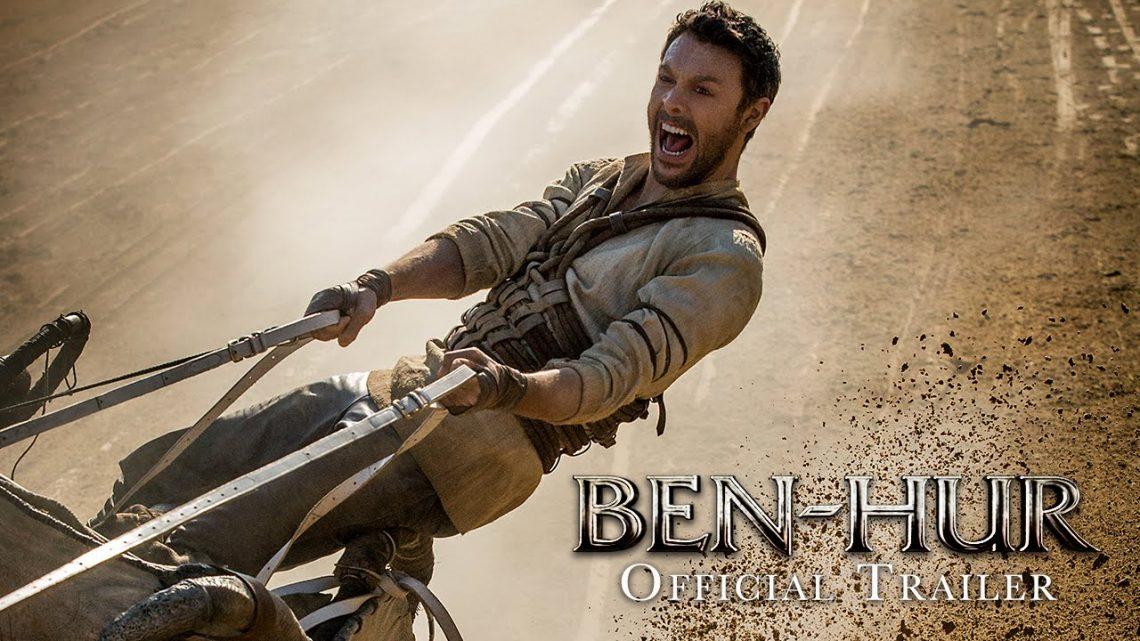 Affiche officielle du film Ben Hur 2016