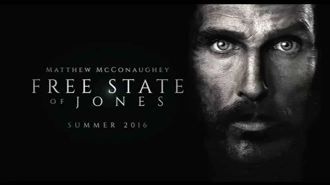 Affiche film free state of jones