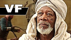 MORGAN FREEMAN acteur du film Ben-Hur