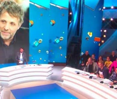 stephane Guillon contre Cyrill Hanouna (baba)