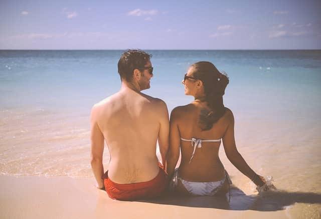 Adam et Eve sans floutage