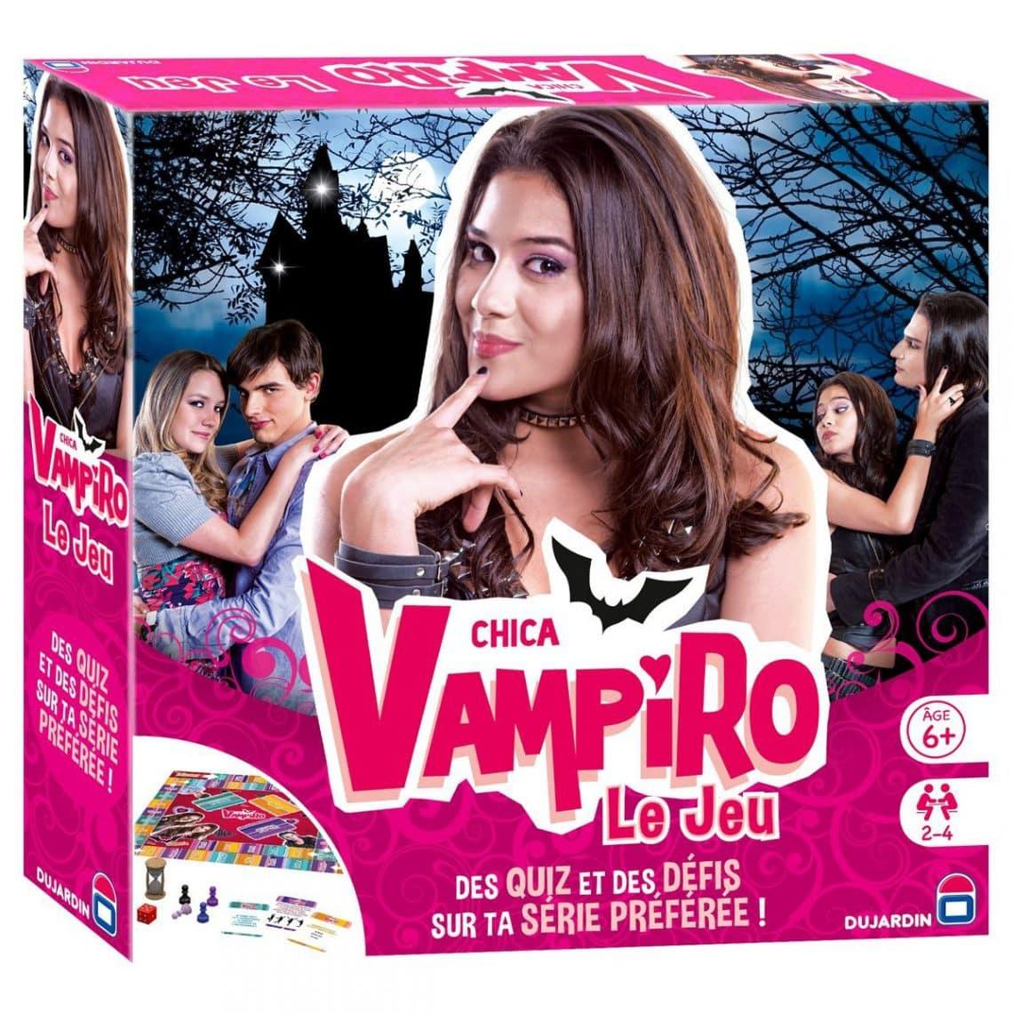 Chica vampiro jeu