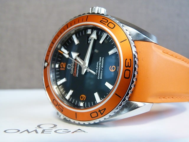 Omega Seamaster : la montre de James Bond