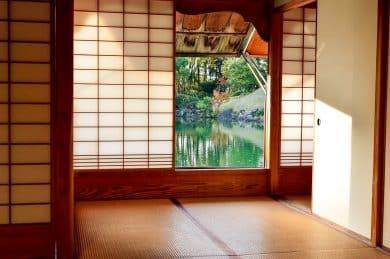 Jambre japonnaise Feng shui