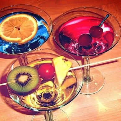 Nos meilleurs cocktails pour les fêtes
